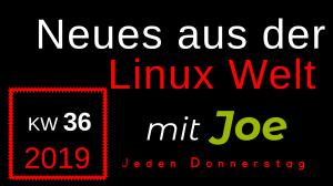 Neues aus der Linux Welt