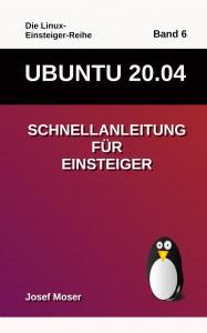 Ubuntu 20.04 Buch von Josef Moser