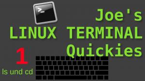 Linux Terminal für Einsteiger - Videos auf dem Youtube Kanal von Linux Umsteiger