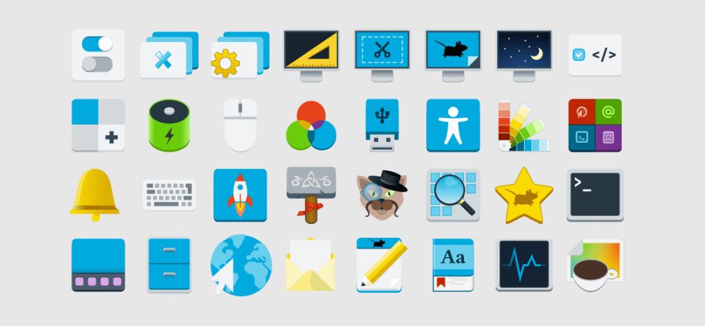 Xubuntu Icons 21.04